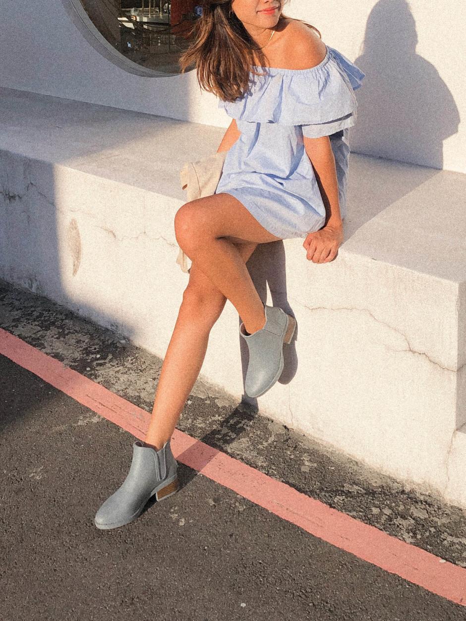 unicare手工橡膠雨鞋雨靴