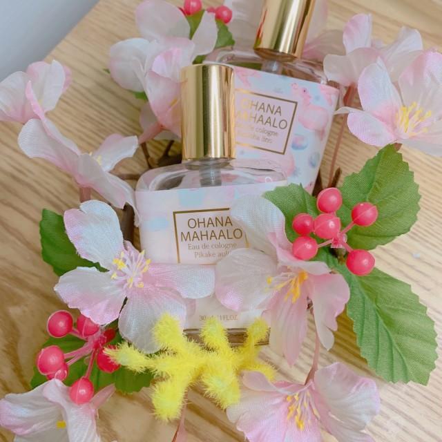 OHANA MAHAALO 日系香水