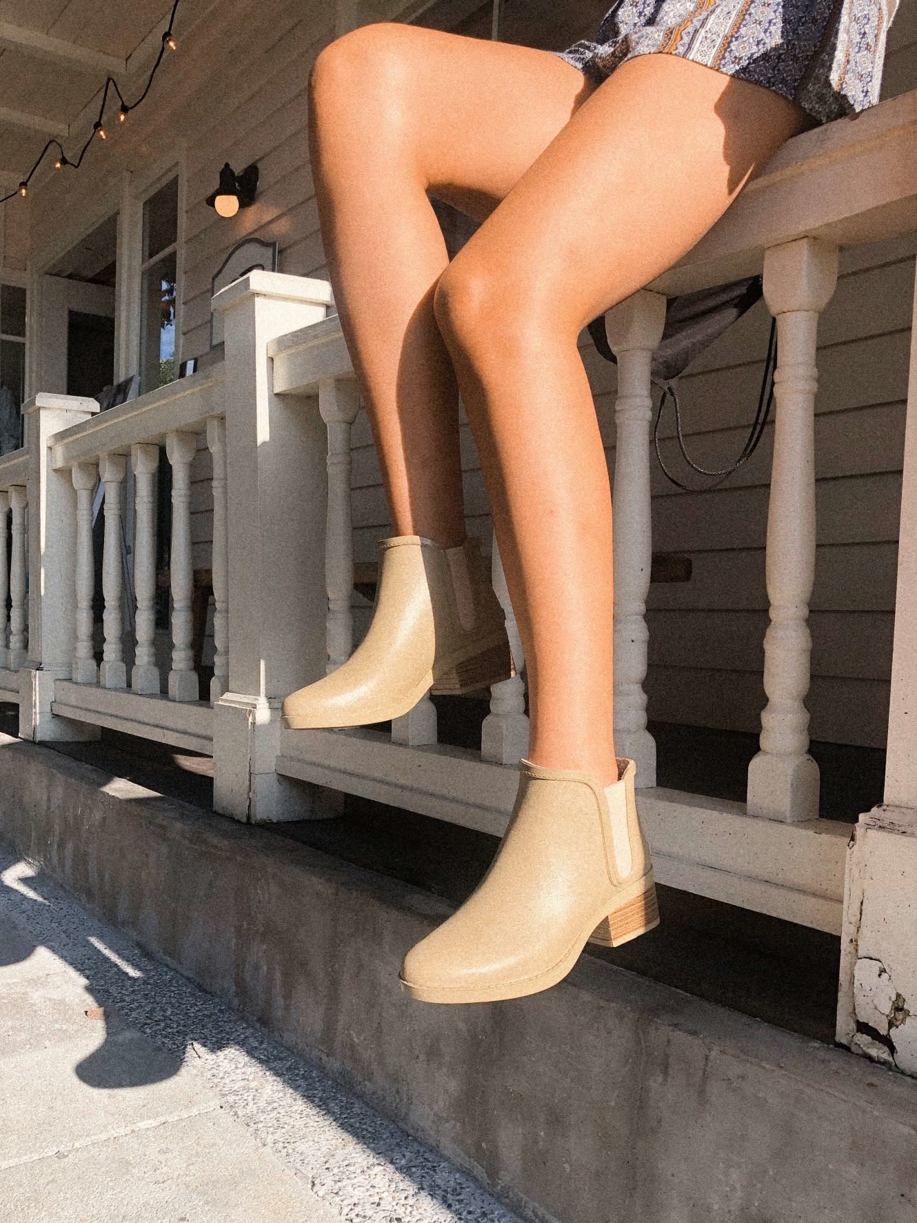 unicare手工雨鞋雨靴
