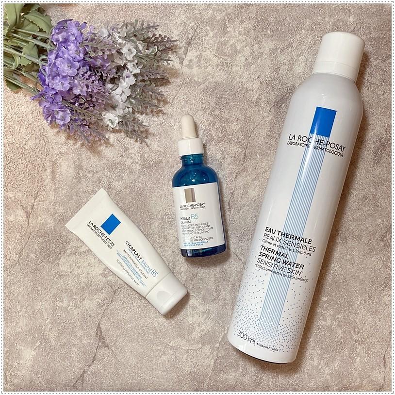 各種膚質都適用的保養品牌-理膚寶水