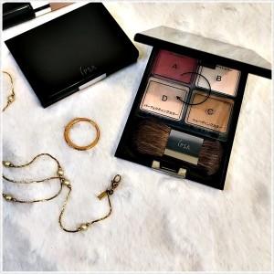 化妝包必備!修容、打亮、定妝一盒創造自然立體輪廓