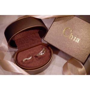 專屬於我們的婚戒-Chia Jewelry客製化結婚對戒